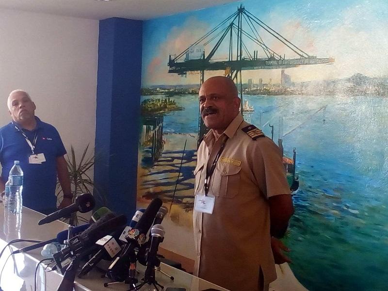 En Audio: Llegó a puerto del Mariel crucero Ms Braemar