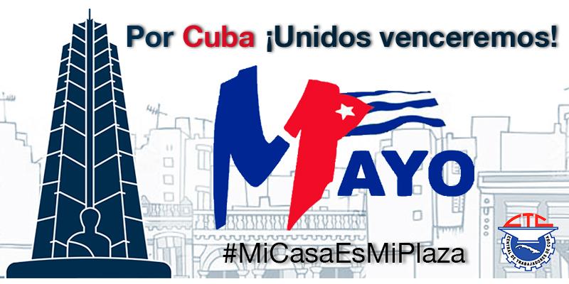 Por Cuba: ¡Unidos, Venceremos!