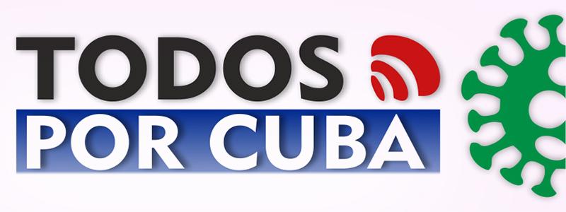 Cobertura del Sistema de la Radio Cubana: Todos Por Cuba