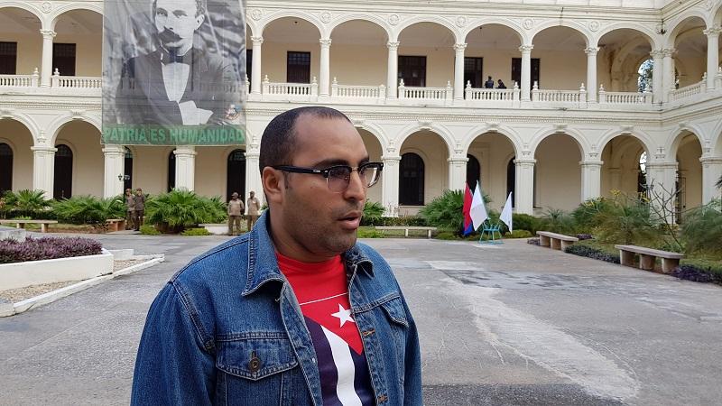 José Martí, motivo para la creación e innovación juvenil