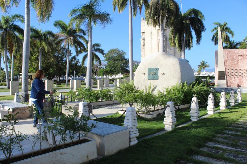 Homenaje a Fidel de los productores cubanos (+Fotos)