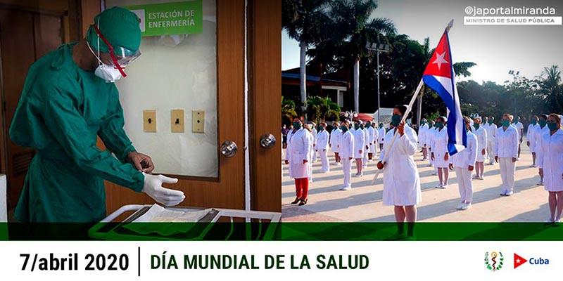 Todos por Cuba, emisión vespertina del 7 de abril de 2020