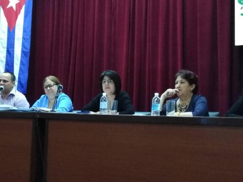 Analizan en Pinar del Río políticas del Ministerio de Trabajo y Seguridad Social