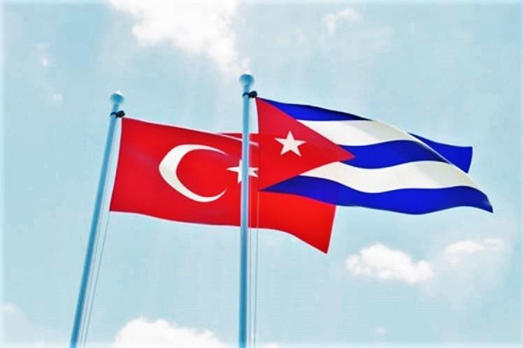 Cuba y Turquía por fortalecer vínculos empresariales