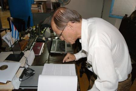 Ercilio Vento Canosa, historiador de la ciudad de Matanzas