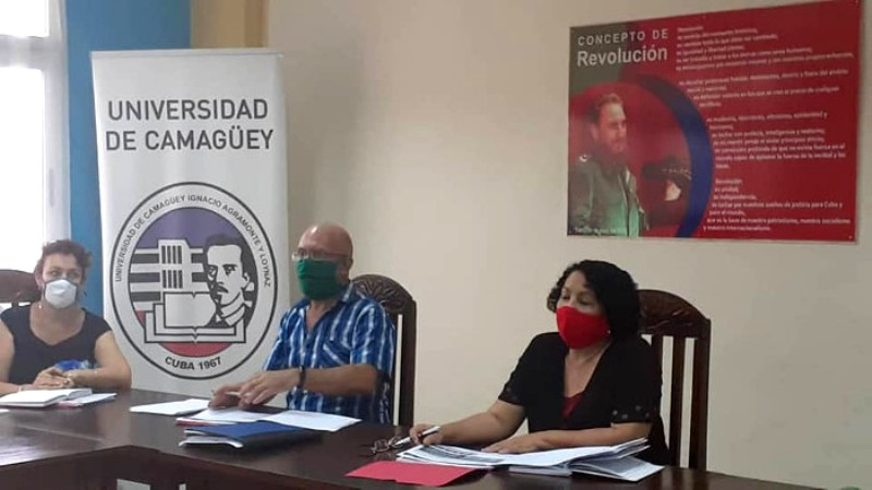 🎧 Universidad de Camagüey en recuperación post-COVID-19
