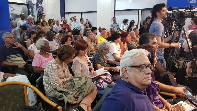Ultiman detalles para la Feria Internacional del Libro FILCUBA 2020