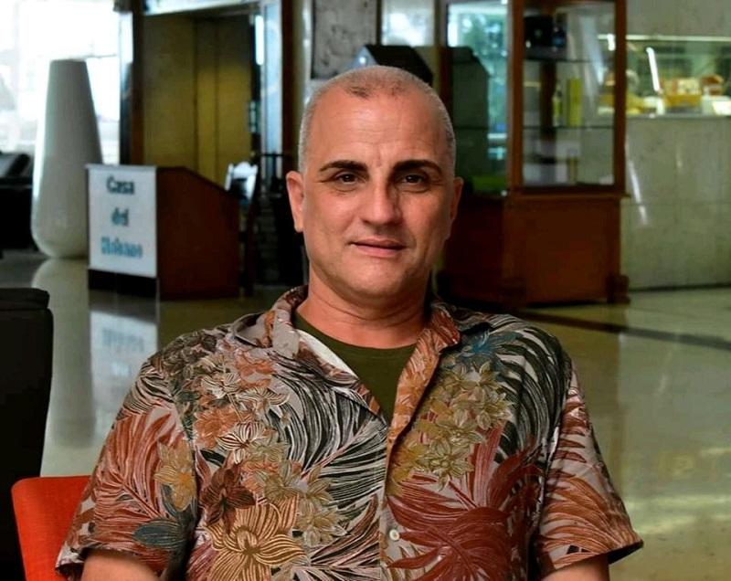 """Efraín Sabás: """"Mientras exista público tenemos que trabajar"""""""