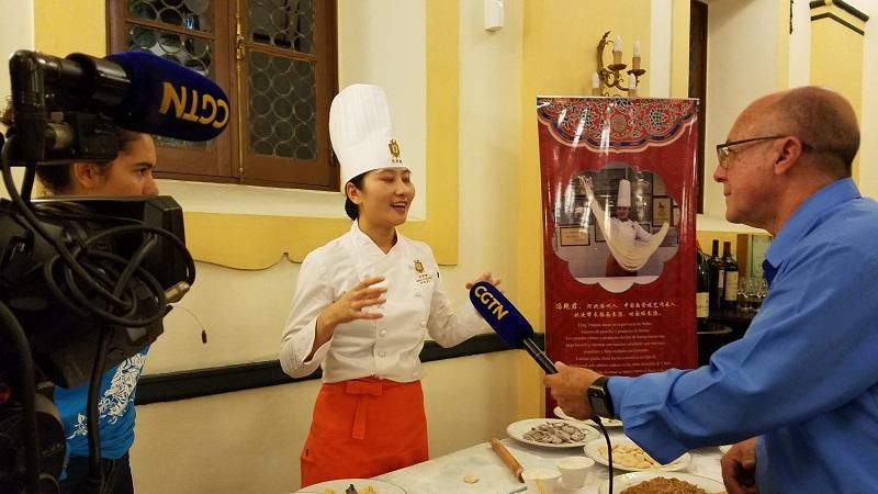 Festival Culinario chino en La Habana