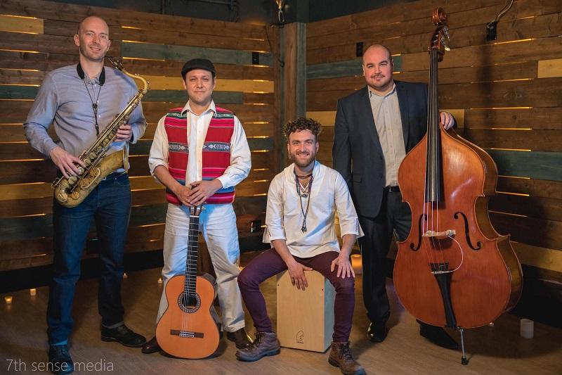 Camagüey temblará por el jazz de Golpe Tierra