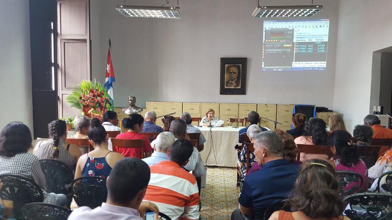 Acoge Holguín Encuentro Nacional de Estudios sobre las Guerras de Independencia