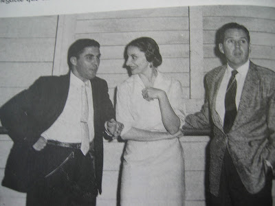 Alberto Alonso, Alicia Alonso y Fernando Alonso.