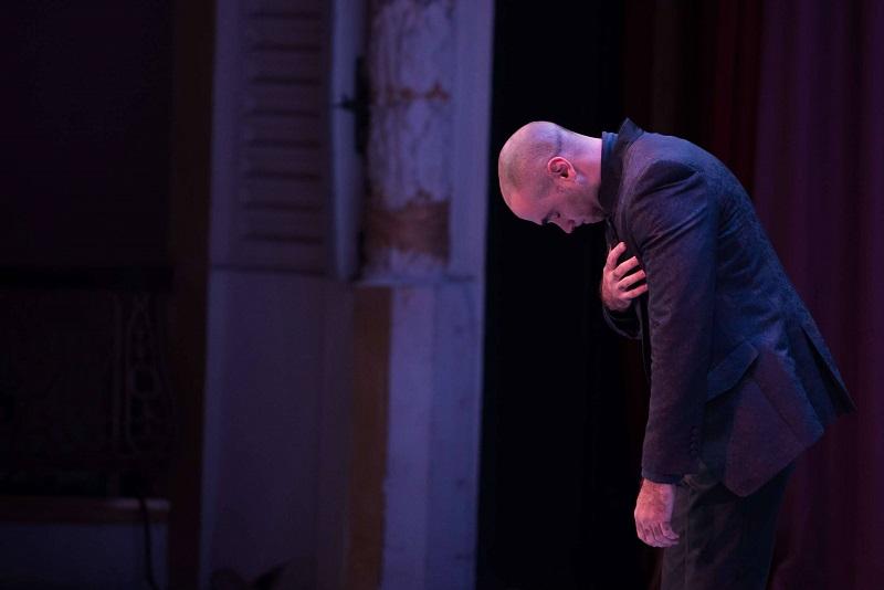 Marcos Madrigal invitado al estreno en España del ballet Love, Fear, Loss