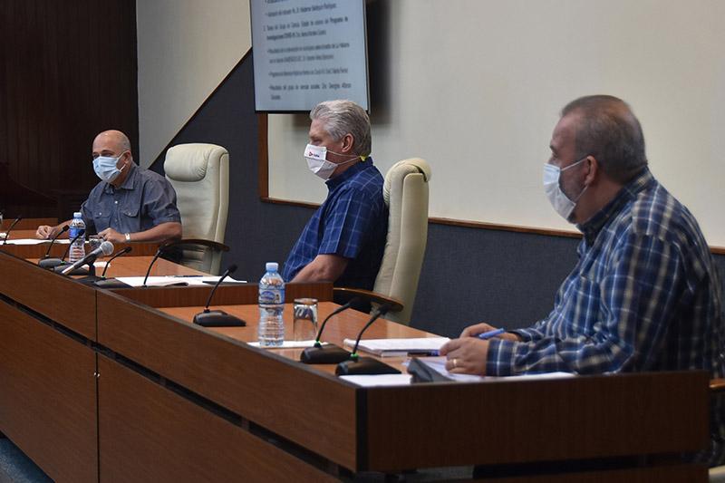 Ciencia cubana: esencial para vencer la pandemia