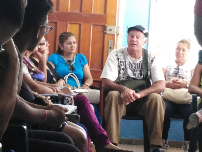Total Teatro conquistó los públicos mexicanos
