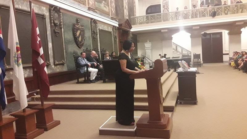 Entregan Premio Ojo de Plata a la Universidad de La Habana