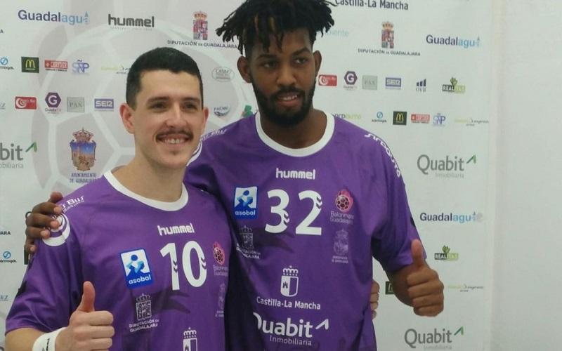 Balonmanistas cubanos con buen accionar en Liga ASOBAL de España