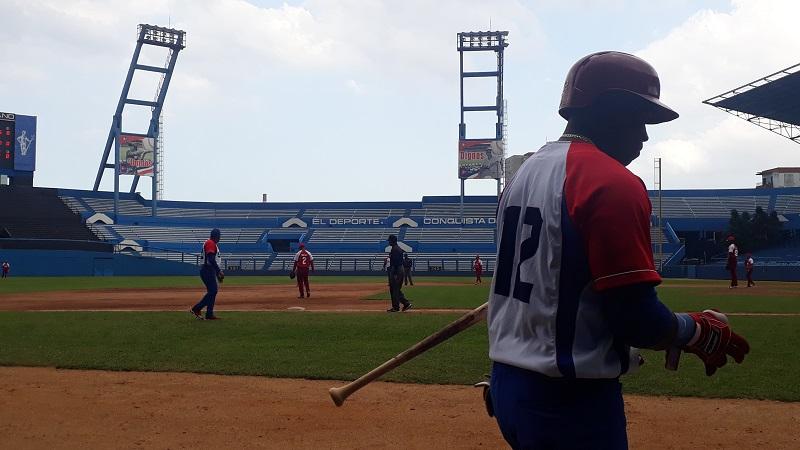 Siguen los bates calientes en el Cuba