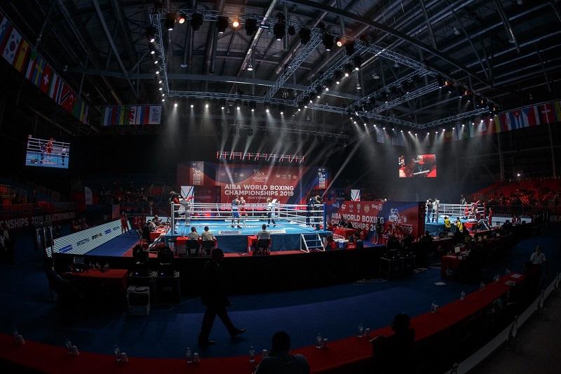 AIBA anunció el regreso de la Copa del Mundo por Equipos y la Serie Mundial