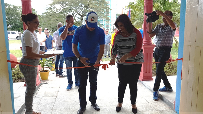 Camagüey tiene el mejor Centro de Entrenamiento de Atletismo fuera de la capital cubana (+ Audio)