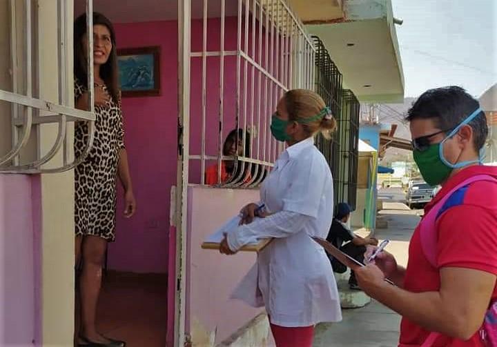 Colaboradores deportivos cubanos enfrentan la COVID-19 en Venezuela