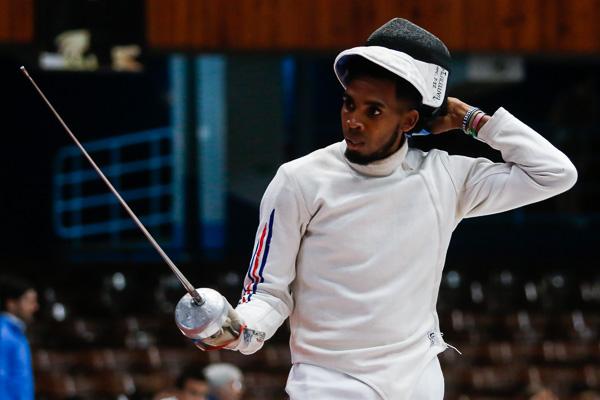 Cubano Reytor entre los mejores 64 espadistas de Copa del Mundo