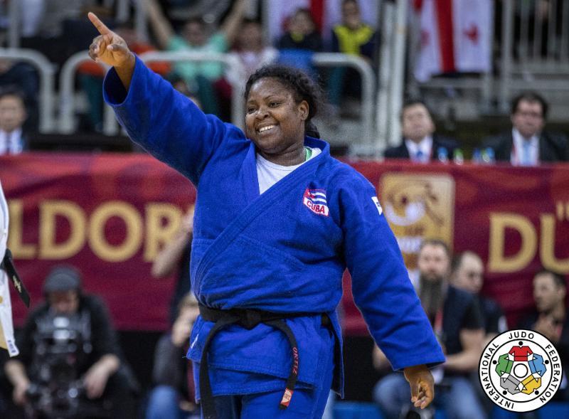 Judo cubano continúa ruta clasificatoria olímpica en Grand Prix de Tbilisi