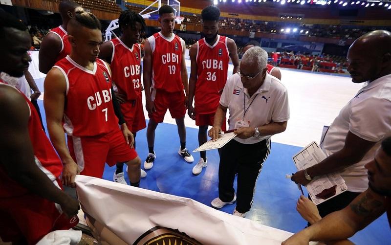 Cuba enfrenta a Islas Vírgenes por un cambio de imagen en ventana clasificatoria de baloncesto