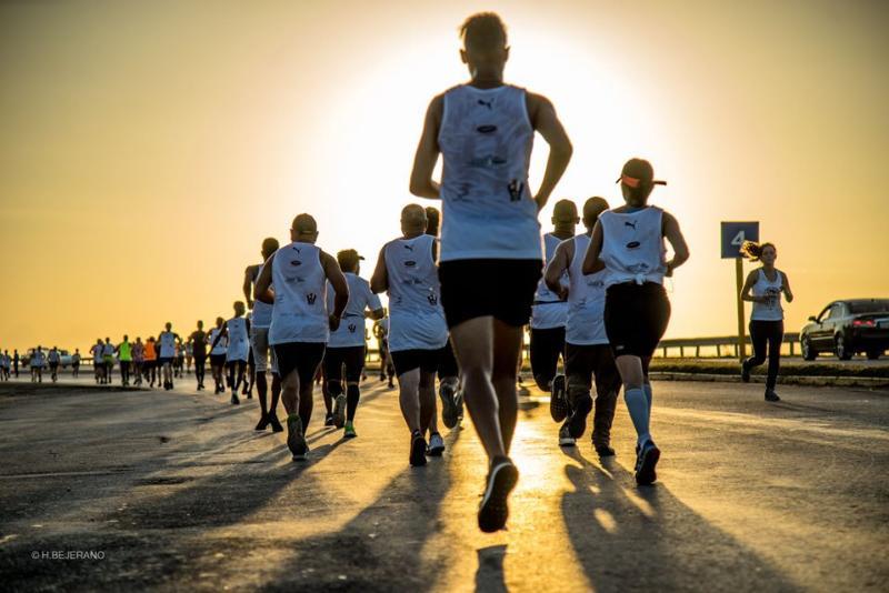 Media Maratón de Varadero convoca a corredores nacionales a inscribirse