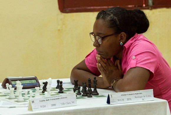 Comienza el miércoles final del Campeonato Nacional femenino de Ajedrez