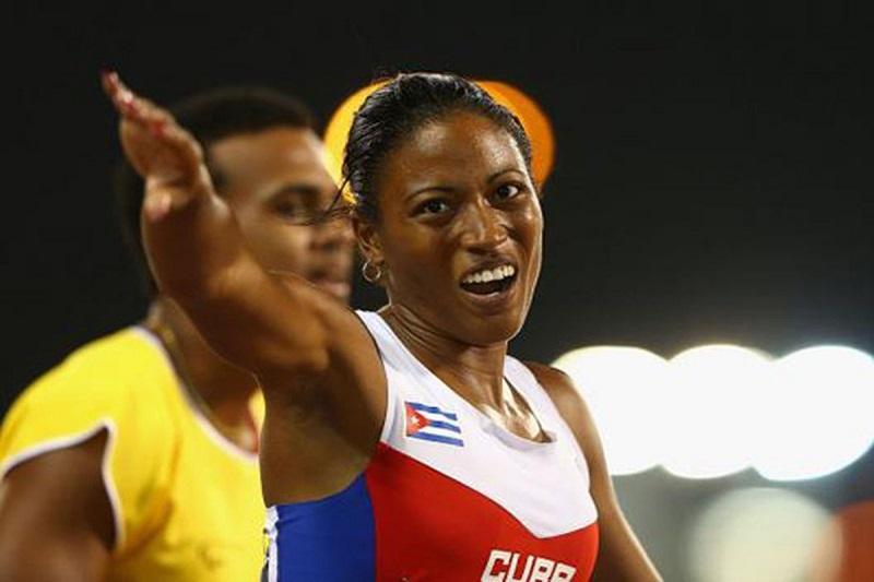 Omara Durand: Madre y atleta pentacampeona olímpica (+Audio)