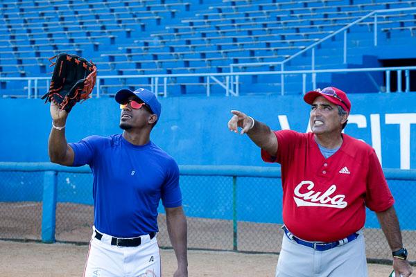 Béisbol cubano reduce nómina de preselección rumbo a preolímpico de Arizona