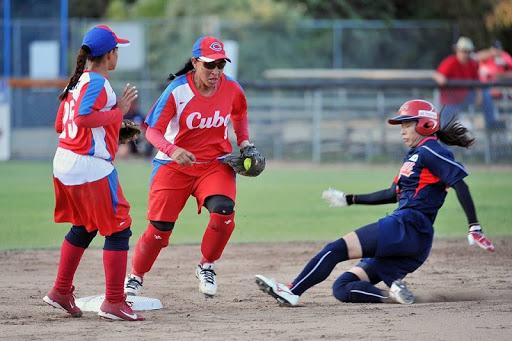 Lista preselección femenina cubana de Softbol