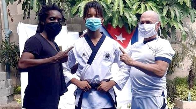 El Taekwondo no se detiene ni en tiempos de pandemia