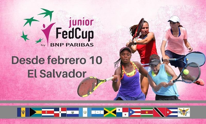 Tenistas de Cuba participan en torneo de preclasificación de la  Junior Fed Cup 2020