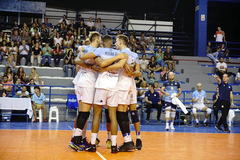 Bolívar por buen cierre en el voleibol argentino