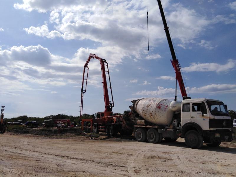 Avanza instalación de aerogeneradores en La Herradura 1