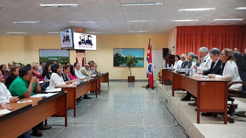 Plan de la Economía en Cuba una prioridad para todos