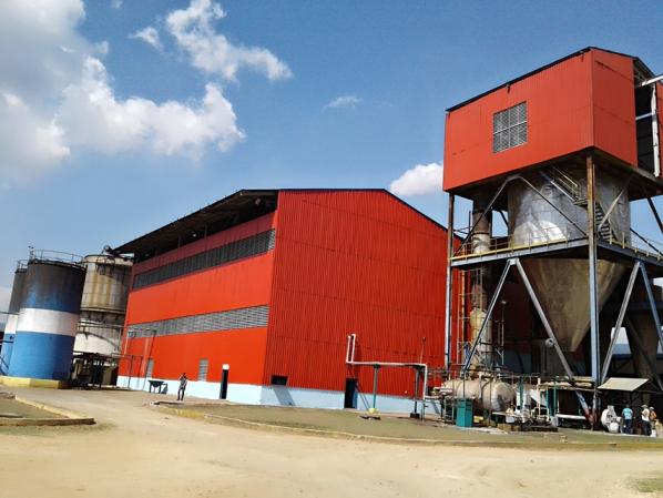 Torula Factory Guaranteeing the local Productive Chain
