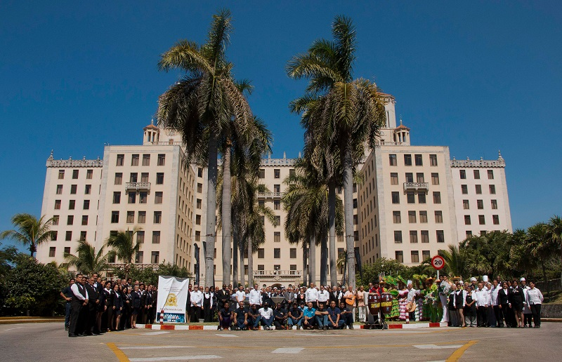 Otorgan el World Travel Awards al Hotel Nacional de Cuba