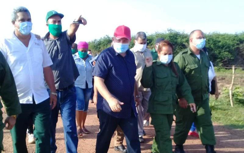 Evalúan en la Isla de la juventud condiciones para el autoabastecimiento territorial