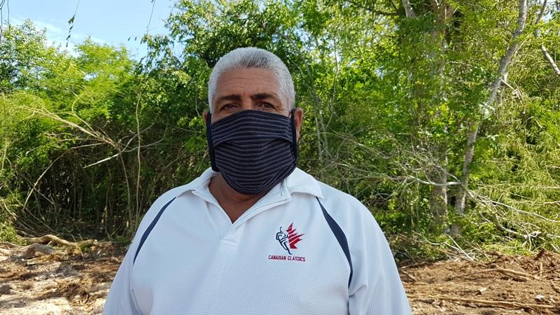 Jefe Brigada Juan Gualberto González