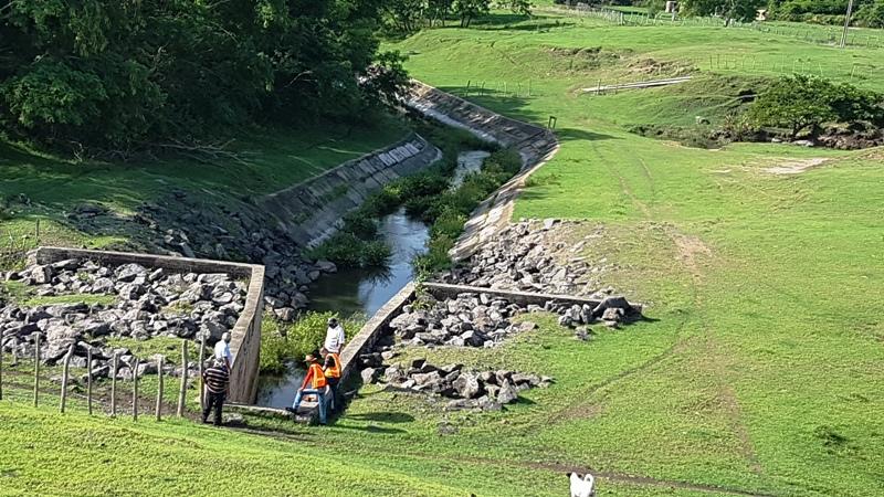 🎧 Inversiones hidráulicas en Camagüey tributan a la Tarea Vida (+Fotos)