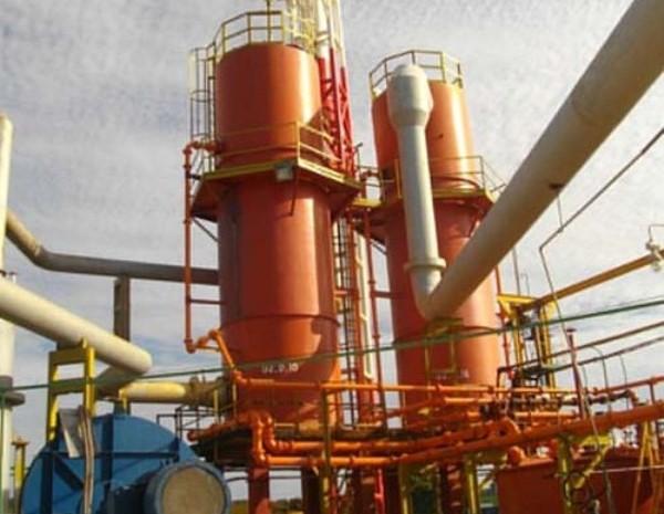 Rayonitro retomará la producción de ácido sulfúrico