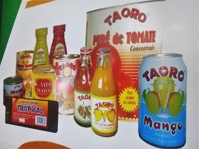 Incrementará Granma exportación de jugo de mango Taoro