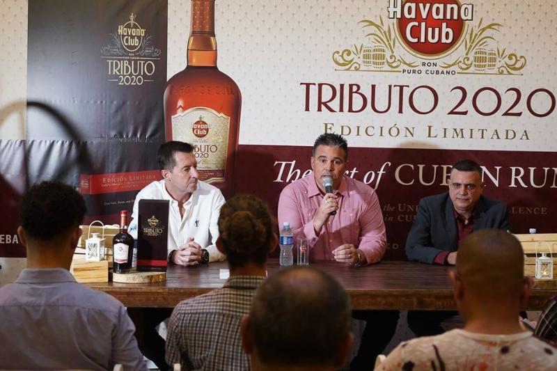 Tributo 2020: homenaje al envejecimiento y mezcla continua del ron cubano