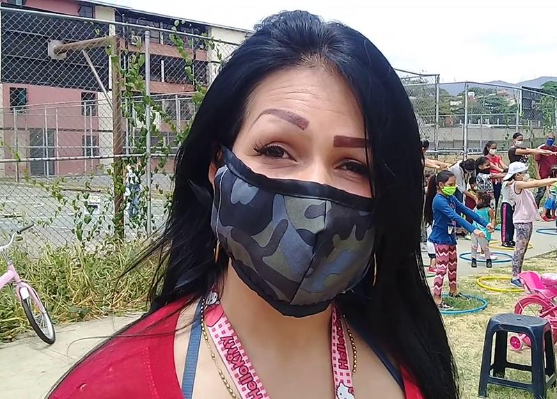 Reconocen a Brigada Cultural cubana en Caracas