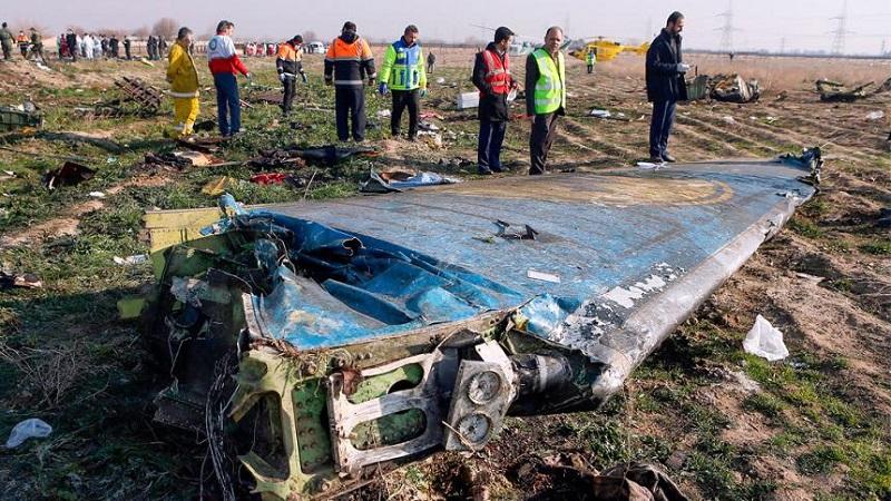 Admite Irán derribo por error de un avión ucraniano