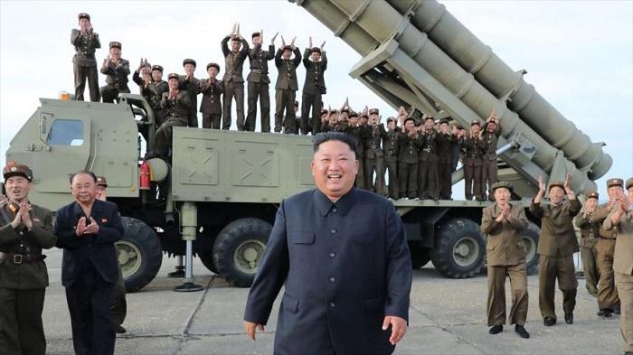 Anuncian que Corea del Norte continuará desarrollando armas nucleares