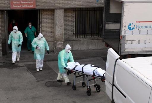 Registra España sus peores cifras en torno a la COVID-19